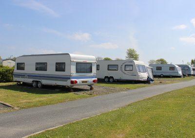 Tourer caravans