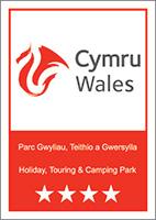 Visit Cymru 4-star rating