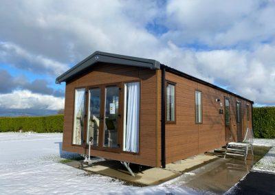 Swift Vendee Lodge 2021  |  42ft x 13ft  | 2 Bedrooms